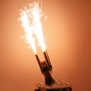 Champagne Sparkler Set