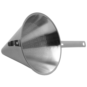 Stainless Steel Conical Strainer 180mm