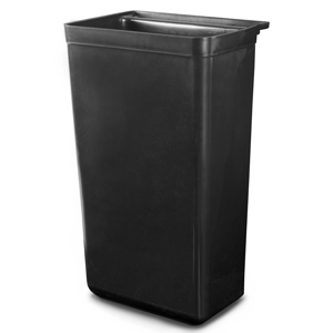 Refuse Bin for Compact 3 Tier Polypropylene Trolley