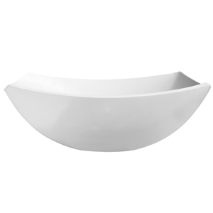 Delice Blanc Square Crockery