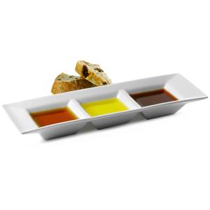 Royal Genware Fine China Triple Dish