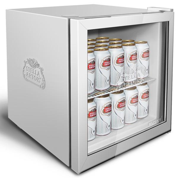 Wine Refrigerator Reviews >> Husky Stella Artois Mini Fridge | Drinkstuff
