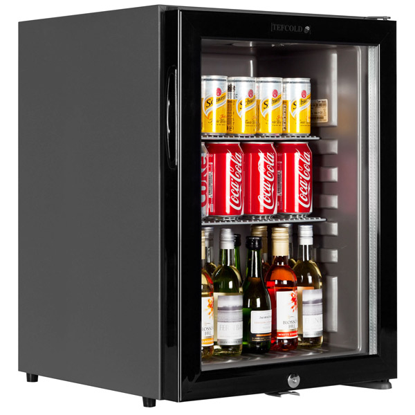 Tefcold Tm42g Mini Bar Hotel Minibar Mini Fridges Glass