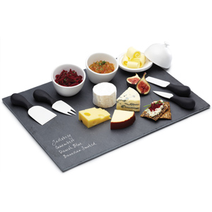 Chalk and Cheese Serving Gift Set