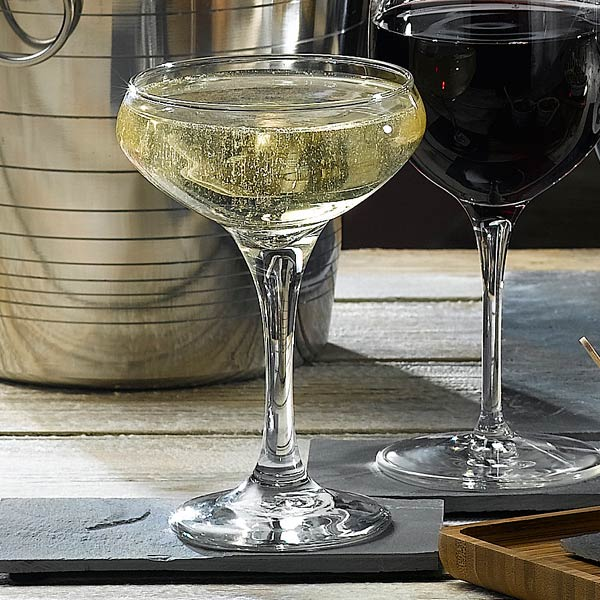 Ideal Perception Cocktail Coupe Glasses 8.8oz / 250ml | Cocktail Glasses  FN24