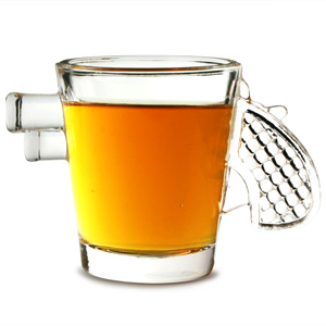 Gun Shot Glasses 1.8oz / 50ml