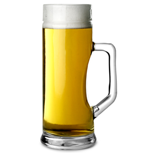 Premium Beer Tankard 17.5oz / 500ml