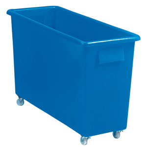 Bottle Skip 165ltr Blue