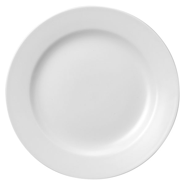 Churchill White Classic Plate CP9 9inch / 23cm  sc 1 st  Drinkstuff & Churchill White Classic Plate CP9 9inch / 23cm | White Plate ...