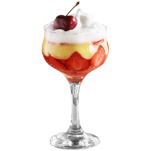Entertain Stemmed Sundae Dishes 9.2oz / 260ml