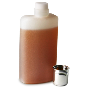 Plastic Travel Flask 10oz / 300ml