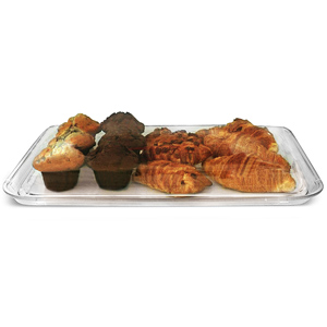 Polycarbonate Rectangular Cake Tray