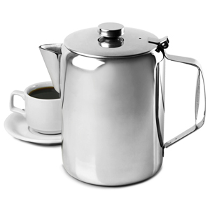 Teapot Mirror Finish 100oz / 3ltr