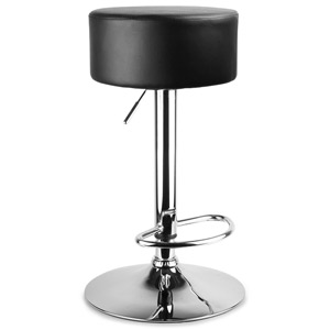 Luna Bar Stool Black