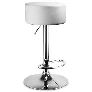 Luna Bar Stool White