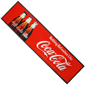 Coca-Cola Wetstop Bar Runner