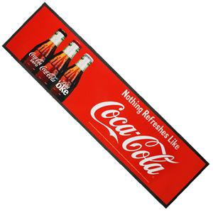 Coca-Cola Wetstop Bar Runner