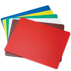 SaferFood Solutions Colour Coded Cutting Mats Set
