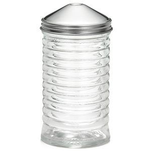 Beehive Glass Sugar Pourer 12oz