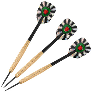 Harrows Pro Brass Steeltip Darts Medium