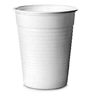 Disposable Water Cups White 7oz / 200ml
