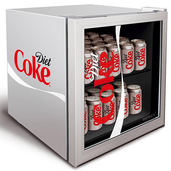 Diet Coke Mini Fridge | Diet Coke Fridge Coca Cola Fridge - Buy at Drinkstuff