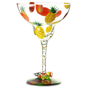 Lolita Pineapple & Tangerine Margarita Glass 12.5oz / 355ml
