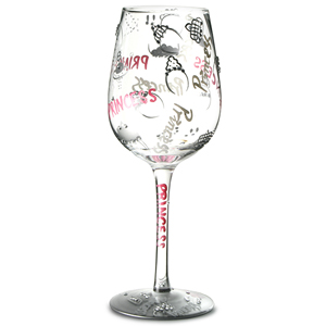 Lolita Princess Wine Glass 15.5oz / 440ml