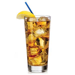 Endeavor Beverage Half Pint Glasses 12oz LCE at 10oz