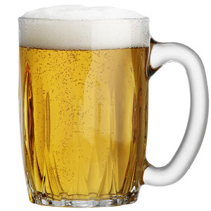 Orleans Beer Mugs 9oz / 280ml