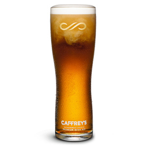 Caffrey's Pint Glasses CE 20oz / 568ml