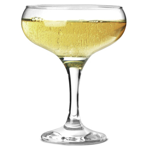 Bistro Champagne Saucers 8.5oz / 240ml