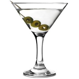 Bistro Martini Glasses 6.7oz / 190ml