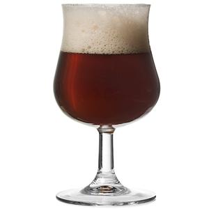 Bacchus Poco Grande Tulip Beer Glasses 12.7oz LCE at 10oz