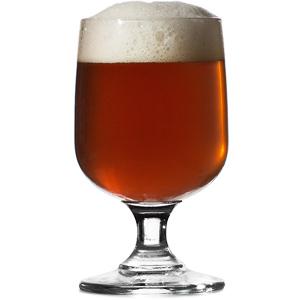 Gemini Stemmed Half Pint Beer Glasses CE 10oz / 280ml