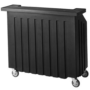 Cambro Portable Bar 540 Black