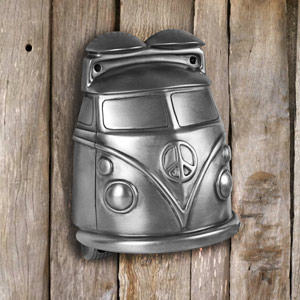 Beer Buddies Campervan Wall Mounted Bottle Opener