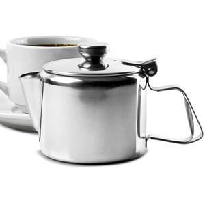 Teapot Mirror Finish 12oz / 330ml