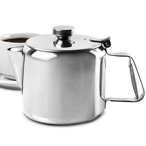 Teapot Mirror Finish 28oz / 800ml