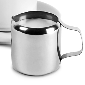 Cream Jug Mirror Finish 5oz / 125ml