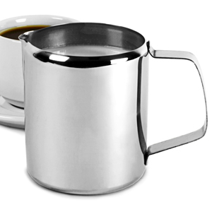 Milk Jug Mirror Finish 20oz / 600ml