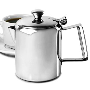Coffee Pot Mirror Finish 20oz / 600ml