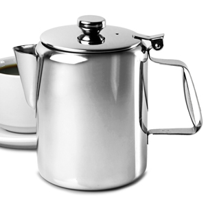 Coffee Pot Mirror Finish 32oz / 1ltr