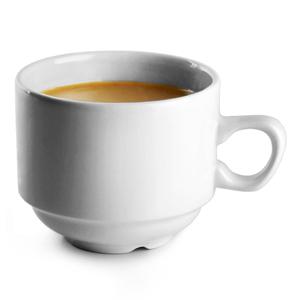 Churchill White Nova Tea Cup CN 7.5oz / 21cl