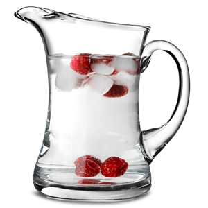 Waisted Ice Lipped Jug 60oz / 1.7ltr