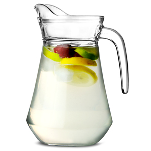 Arcoroc Arc Glass Jug 45.8oz / 1.3ltr (Single) Image