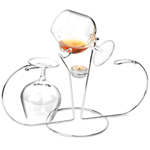 Chinelli Piegato Double Cognac & Brandy Warmer