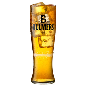 Bulmers Pint Glasses 20.5oz LCE at 20oz
