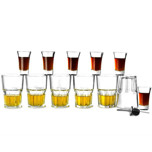 Bomb Shot Glassware Set