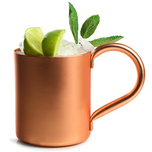 Urban Bar Moscow Mule Copper Mug 17.6oz / 500ml